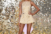Jourdan Dunn Mini Dress