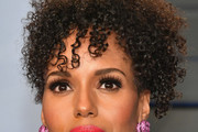 Kerry Washington Pinned Up Ringlets