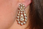 Kate Middleton Diamond Chandelier Earrings