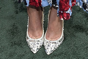 Rose Byrne Evening Pumps