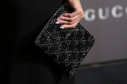 Kourtney Kardashian Beaded Clutch