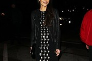 Jordana Brewster Beaded Dress