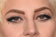 Lady Gaga Cat Eyes