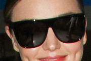Miranda Kerr Rectangular Sunglasses