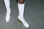 Solange Knowles Knee High Boots