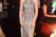Anne Hathaway Beaded Dress
