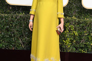 Natalie Portman Maternity Dress