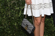 Natalie Portman Printed Shoulder Bag