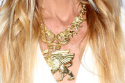 Rachel Zoe Oversized Pendant Necklace