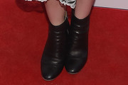Abbie Cornish Ankle Boots