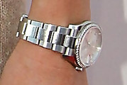 Kelly Landry Sterling Bracelet Watch
