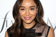 Ashley Madekwe Long Wavy Cut