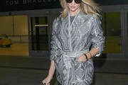 Rosie Huntington-Whiteley Fitted Jacket