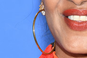 M.I.A. Gold Hoops