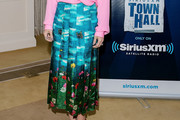 Jenny McCarthy Long Skirt
