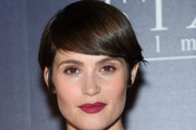 Gemma Arterton Emo Bangs