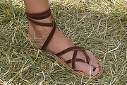 Christy Turlington Gladiator Sandals
