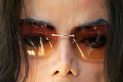 Michael Jackson Rimless Sunglasses