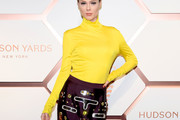 Coco Rocha Turtleneck