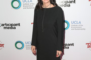 Courteney Cox Little Black Dress