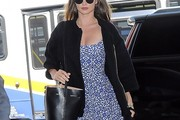 Miranda Kerr Tweed Jacket