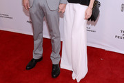 Julianne Moore Wide Leg Pants