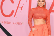 Jennifer Lopez Crop Top