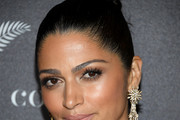 Camila Alves Hair Knot