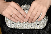 Petra Nemcova Beaded Clutch