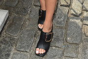 Louise Roe Slide Sandals
