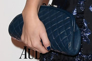 Georgia May Jagger Quilted Clutch