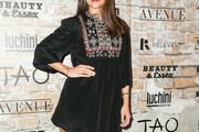 Katie Holmes Shift Dress