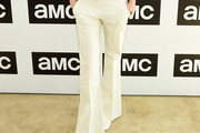 Julianna Margulies Wide Leg Pants