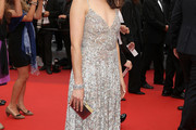 Berenice Bejo Sequin Dress