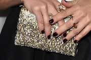 Selma Blair Beaded Clutch