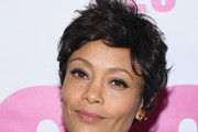 Thandie Newton Messy Cut