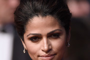 Camila Alves Loose Bun