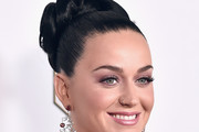 Katy Perry Twisted Bun