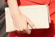 Kate Middleton Woven Clutch