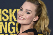 Margot Robbie Ponytail