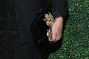 Olivia Palermo Beaded Clutch