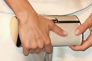 Sienna Miller Tube Clutch