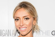 Giuliana Rancic Messy Updo
