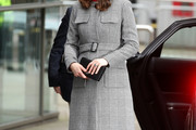 Kate Middleton Printed Coat