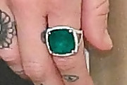 Miley Cyrus Gemstone Ring