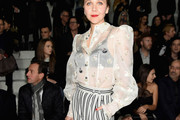 Maggie Gyllenhaal Sheer Top