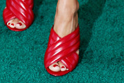 Ashley Madekwe Slide Sandals