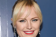Malin Akerman Ponytail
