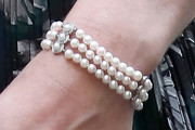 Kate Middleton Pearl Bracelet