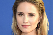 Dianna Agron Long Straight Cut